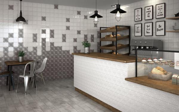 Плочки за кухня STAMPA