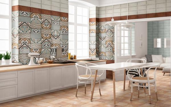 Плочки за кухня RIVOLI