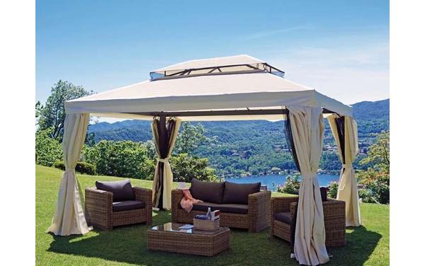 Градински шатри