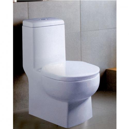 Комплект - тоалет с капак и механизъм