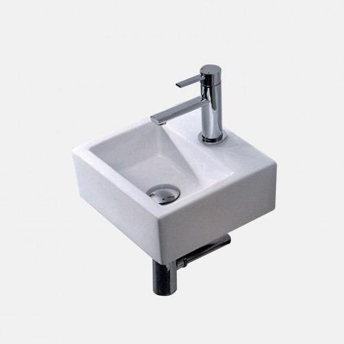 Окачена мивка