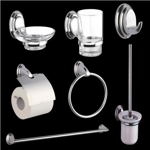 Комплект аксесоари за баня 6 части