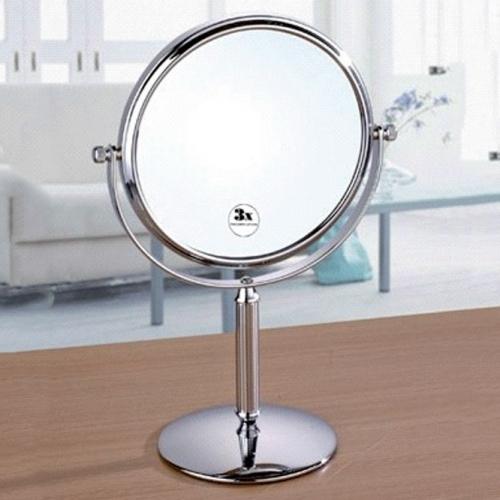 Хромирано увеличително огледало