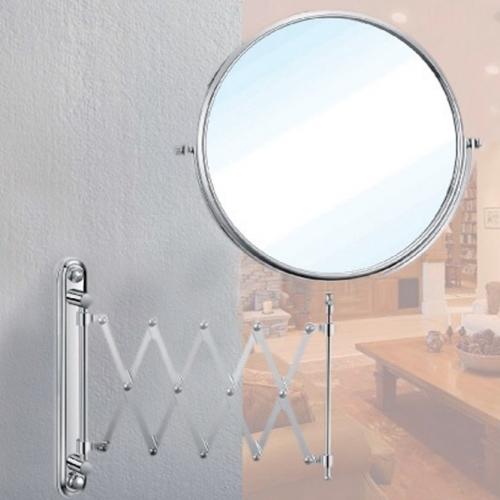 Увеличително огледало с метална решетка