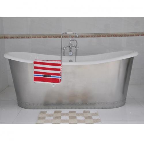 Свободностояща чугунена вана
