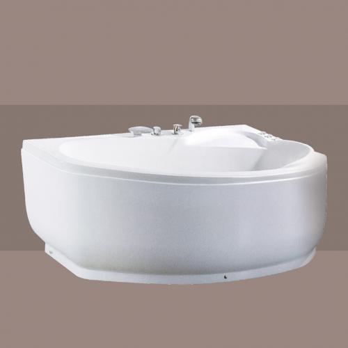 Хидромасажна вана за десен ъгъл