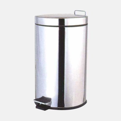 Кош за боклук 5 литра с хромирано покритие