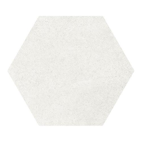 Гранитогрес HEXATILE CEMENT WHITE