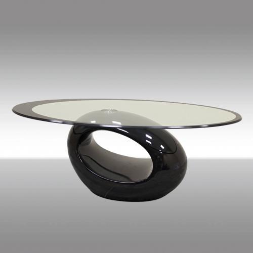 Модерна холна маса с прозрачно стъкло