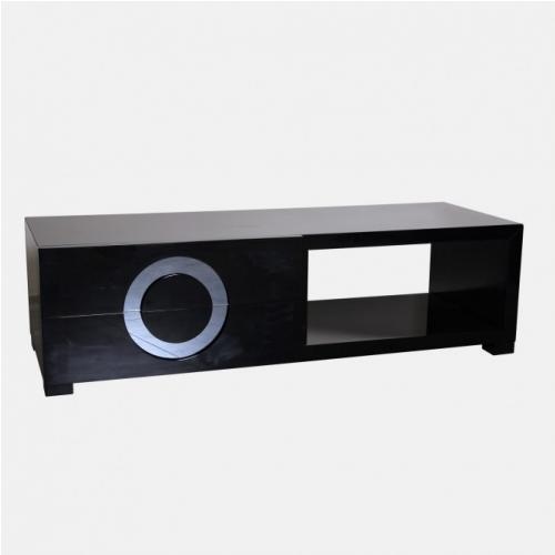 ТВ модул в черен лак