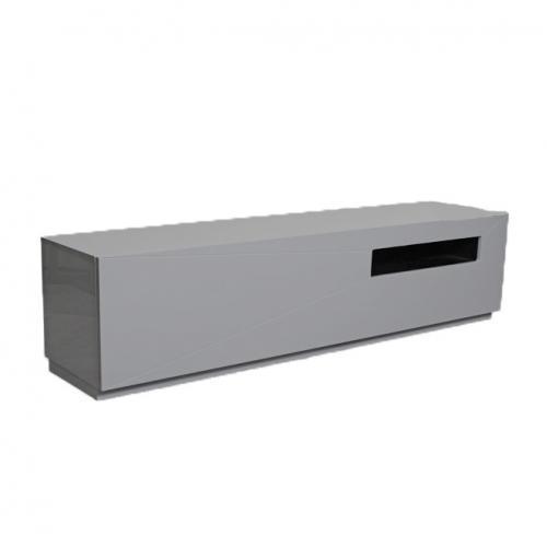 ТВ модул в сив лак