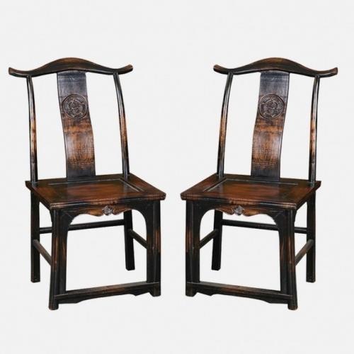 Сет от два винтидж стола