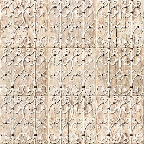 Стенни/Подови декори COLONIAL ART GRILLE
