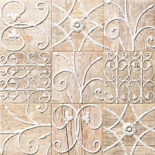 Стенни/Подови декори COLONIAL ART PASTIME