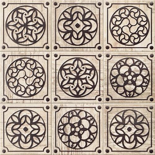 Стенни/Подови декори COLONIAL ART FERRO