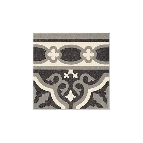 Стенни/Подови декори CENEFA FLORENTINE BLACK