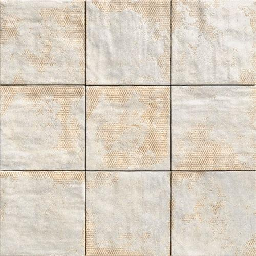 Стенни плочки MANDALA WHITE