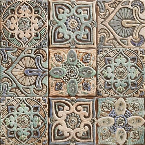 Стенни декори CENTRO MANDALA
