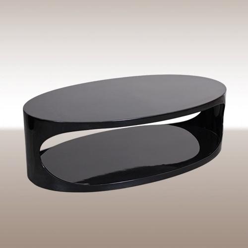 Холна маса с черен лак
