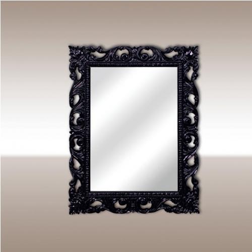 Огледало вчерен лак