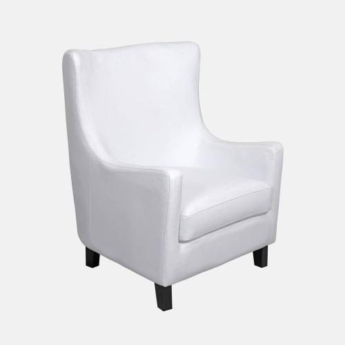 Бяло кресло