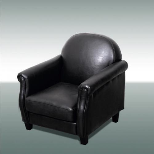 Кафяво детско фотьойлче