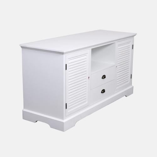 Бял TV модул
