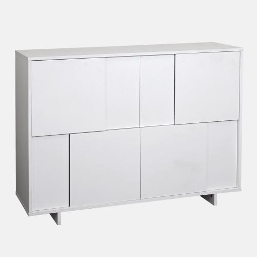 Трапезарен шкаф от бял дъб