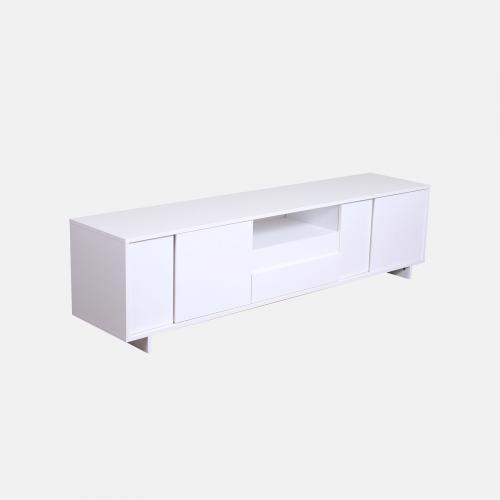 ТВ модул от бял дъб