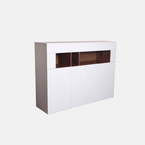 Шкаф от бял дъб