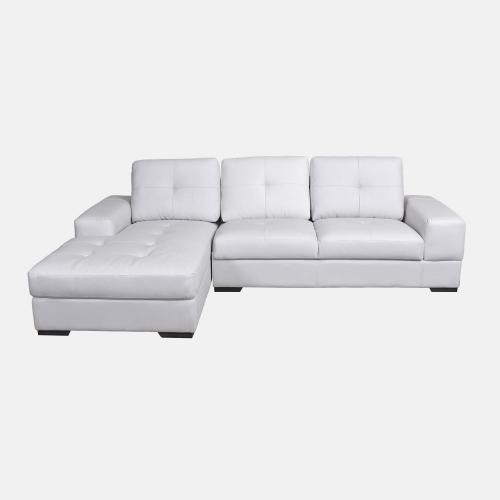 Ъглов диван 3-ка с лява лежанка
