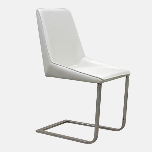 Трапезарен стол с метална основа