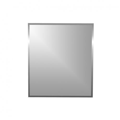 Огледало в бял лак
