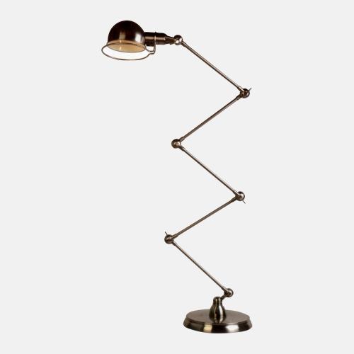 Наземна лампа във винтидж стил