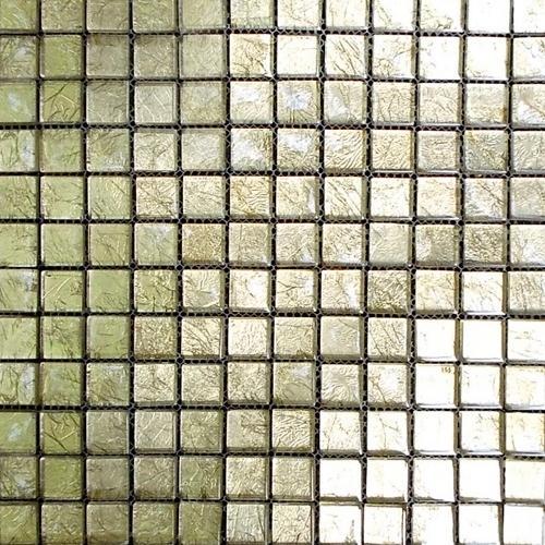 Стъклокерамична мозайка CRYSTAL GOLD