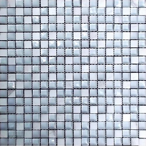 Стъклокерамична мозайка с камък SG-88