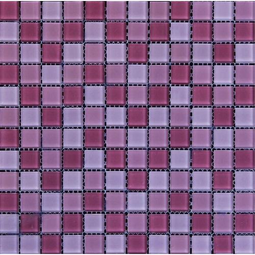 Стъклокерамична мозайка PINK MIX
