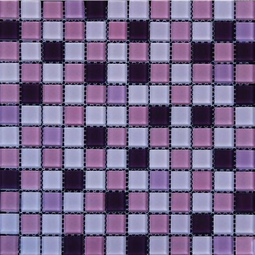 Стъклокерамична мозайка PURPLE MIX