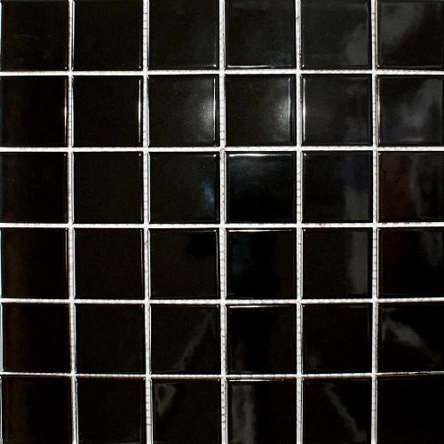 Керамична мозайка POLISHED BLACK CERAMIC