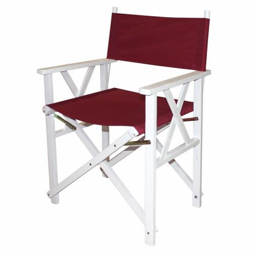 Текстилни седалка и облегалка в червен цвят