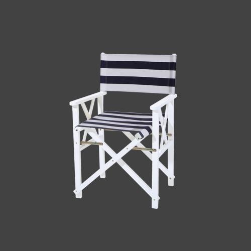 Сгъваем градински стол с размер