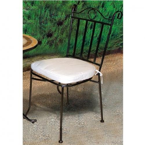 Градински стол без подлакътник