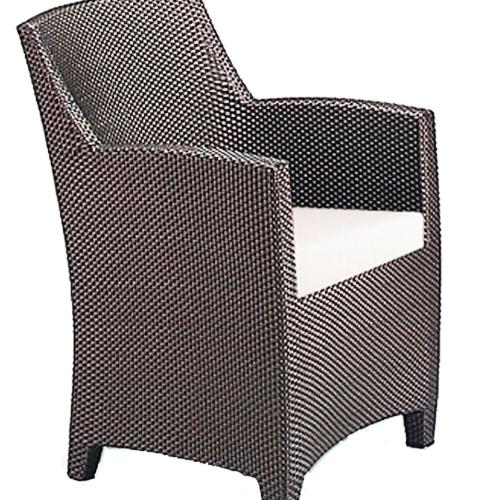 Бежова възглавница за стол