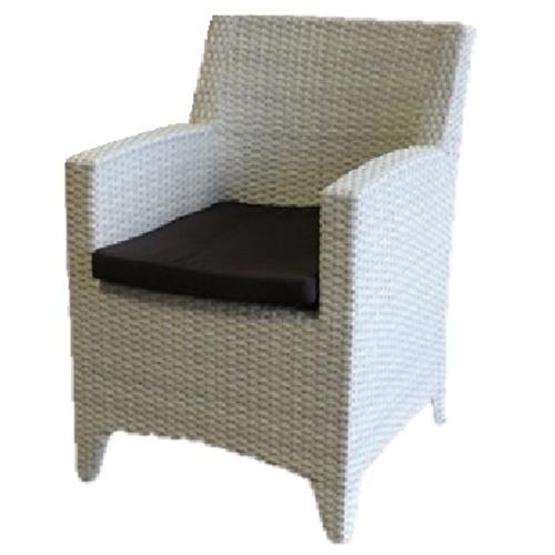 Кафява възглавница за стол