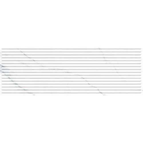 Стенни плочки MARBLEOUS ART SILK WHITE