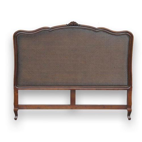 Дървена табла за легло с ширина 160 см