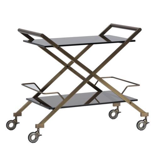 Стилна, дизайнерска бар количка