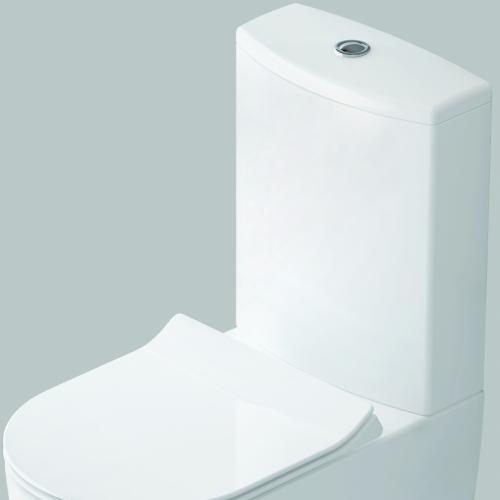 Тоалет комплект две части