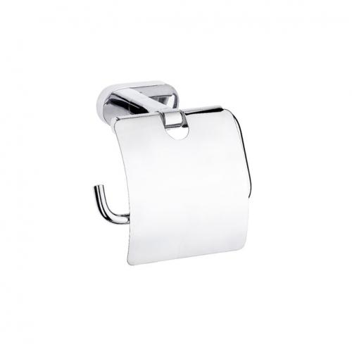 Поставка за тоалетна хартия с капаче