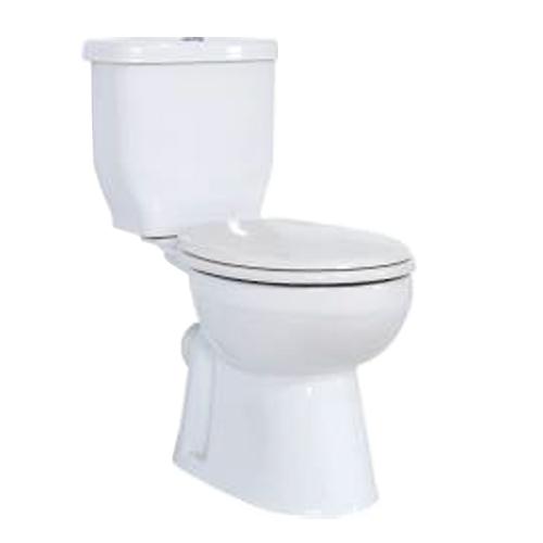 Комплект тоалет в две части